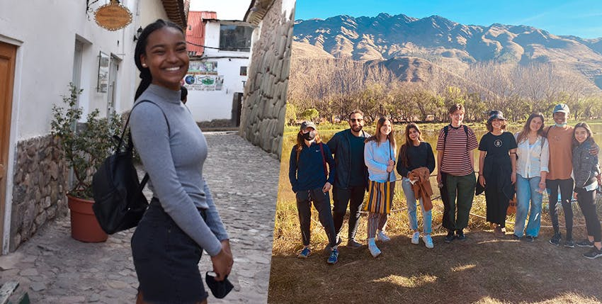 Javan's Child Psychology internship abroad in Peru with Intern Abroad HQ.