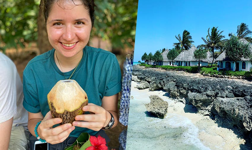 How Rebekah's Psychology internship in Zanzibar with Intern Abroad HQ taught her to be more present.