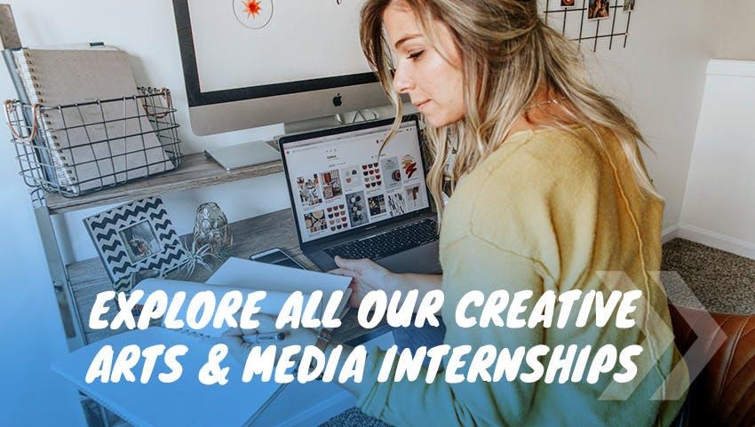 explore all Intern Abroad HQ's abroad & remote Creative Arts & Media Internships.