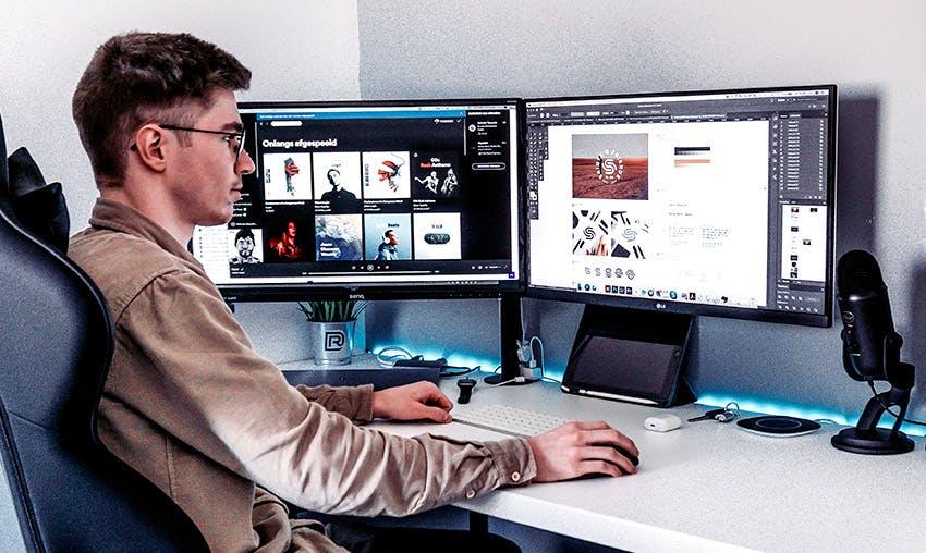 Orazio's Digital Marketing & SEO Remote Internship experience out of Ireland with Intern Abroad HQ.