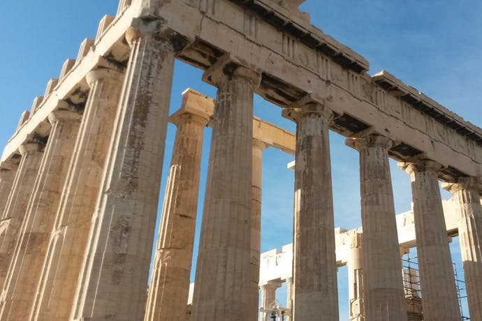 Intern Abroad in Athens