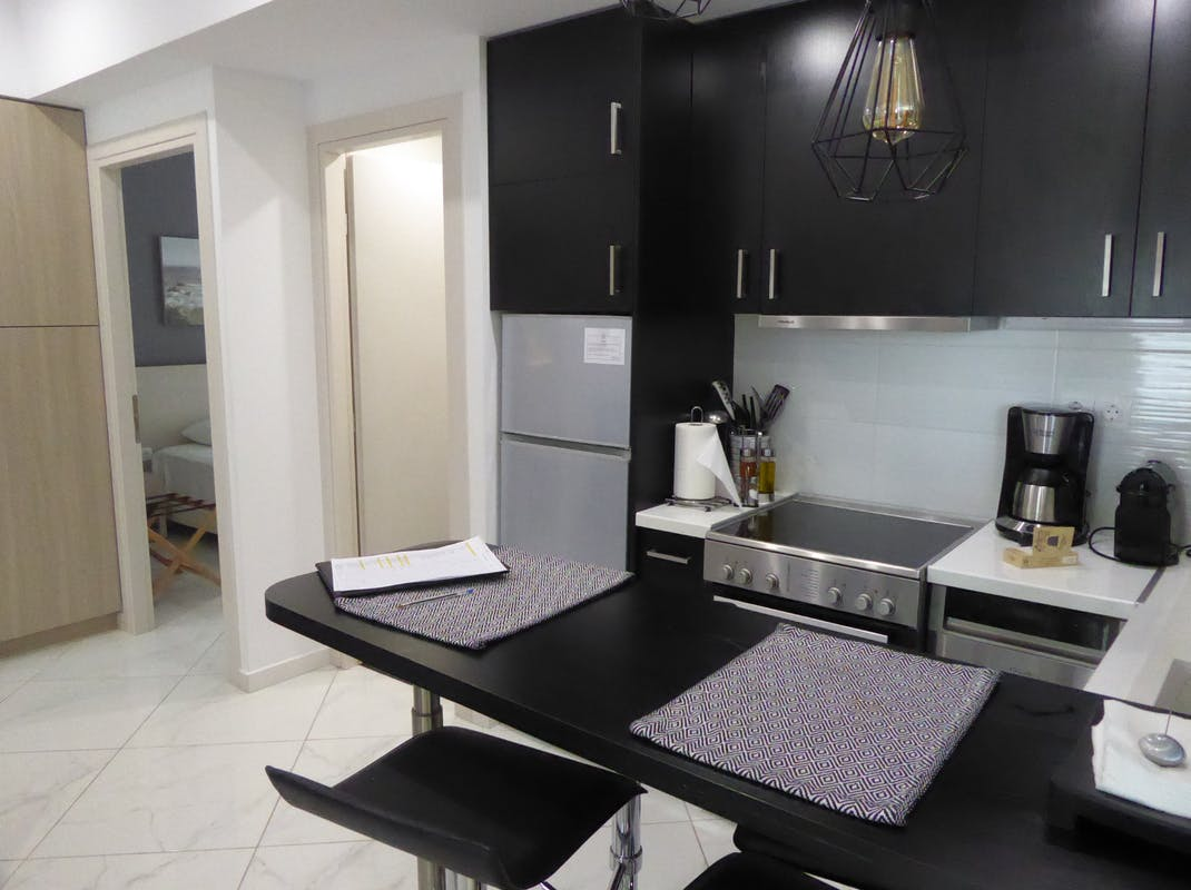Intern apartment accommodation in Athens, Intern Abroad HQ