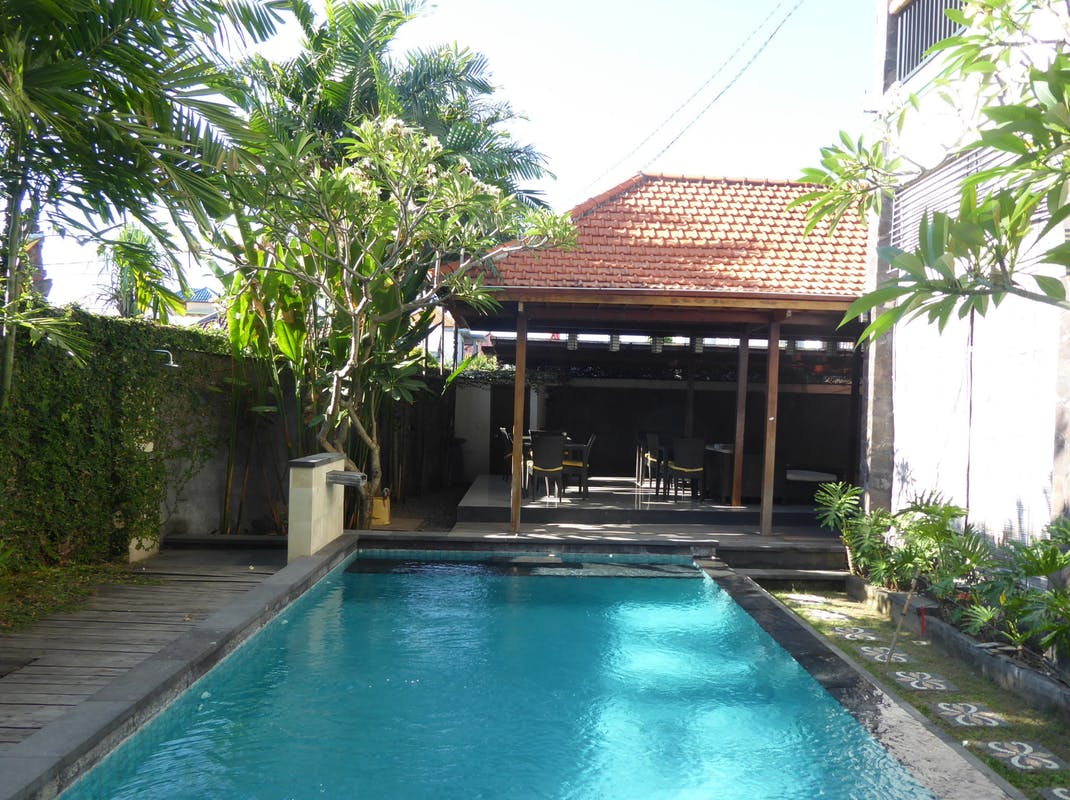 Intern accommodation Bali, Intern Abroad HQ