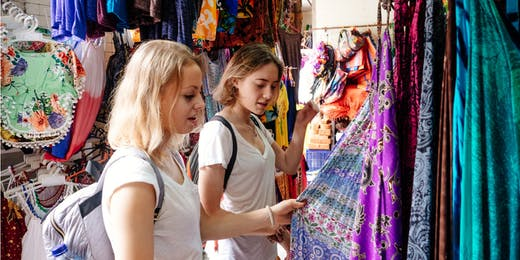 Fashion and Textiles internship in Bali