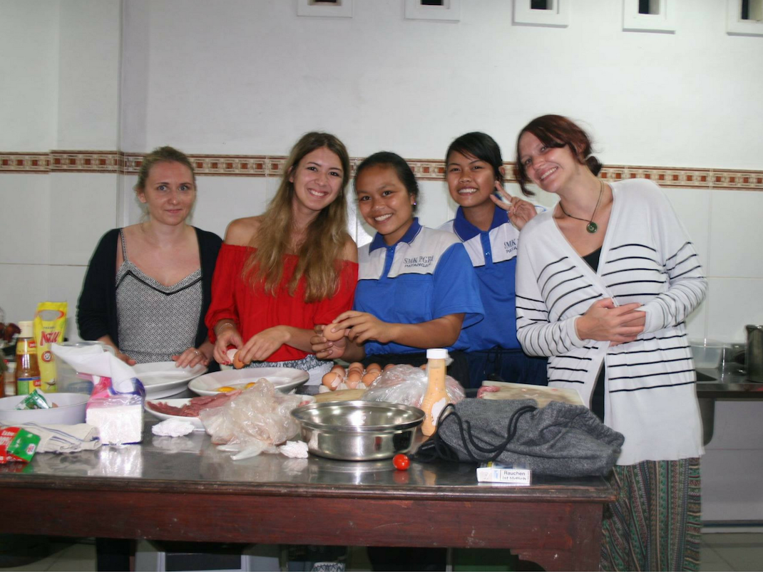 Hospitality & Tourism training Internship in Bali