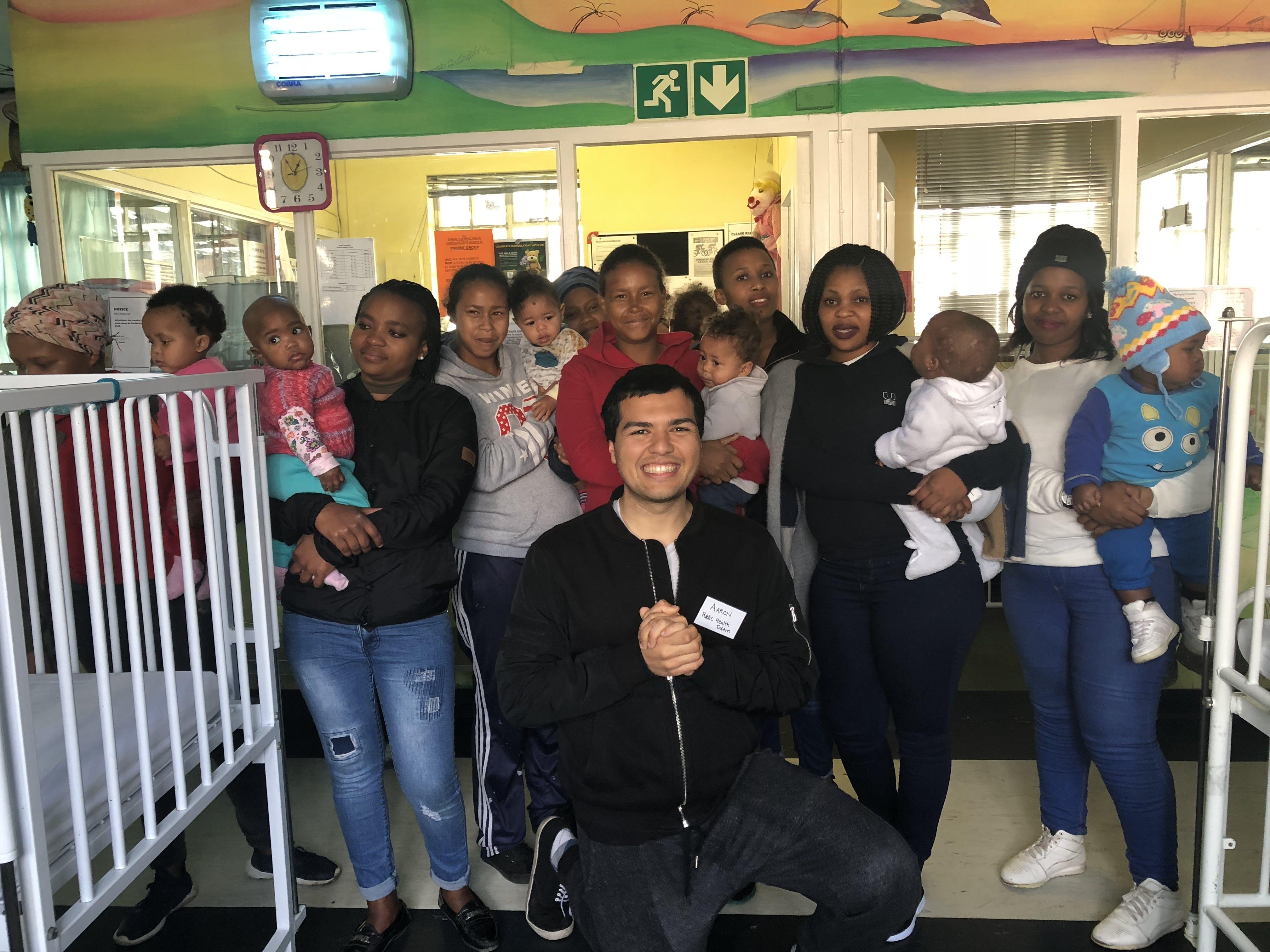 Public Health Internships in Cape Town