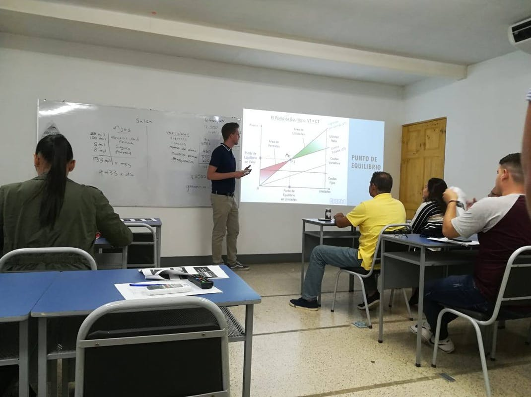 Microfinance intern in Costa Rica