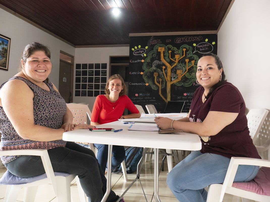 Women's Education internship