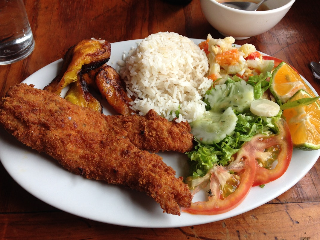 Typical Costa Rican cuisine