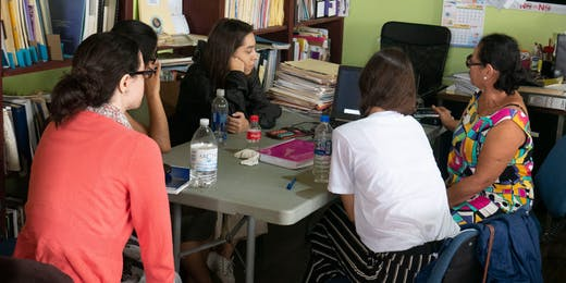 Microfinance internship in Costa Rica