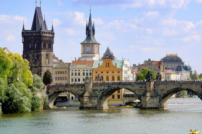 Intern Abroad in Czech Republic