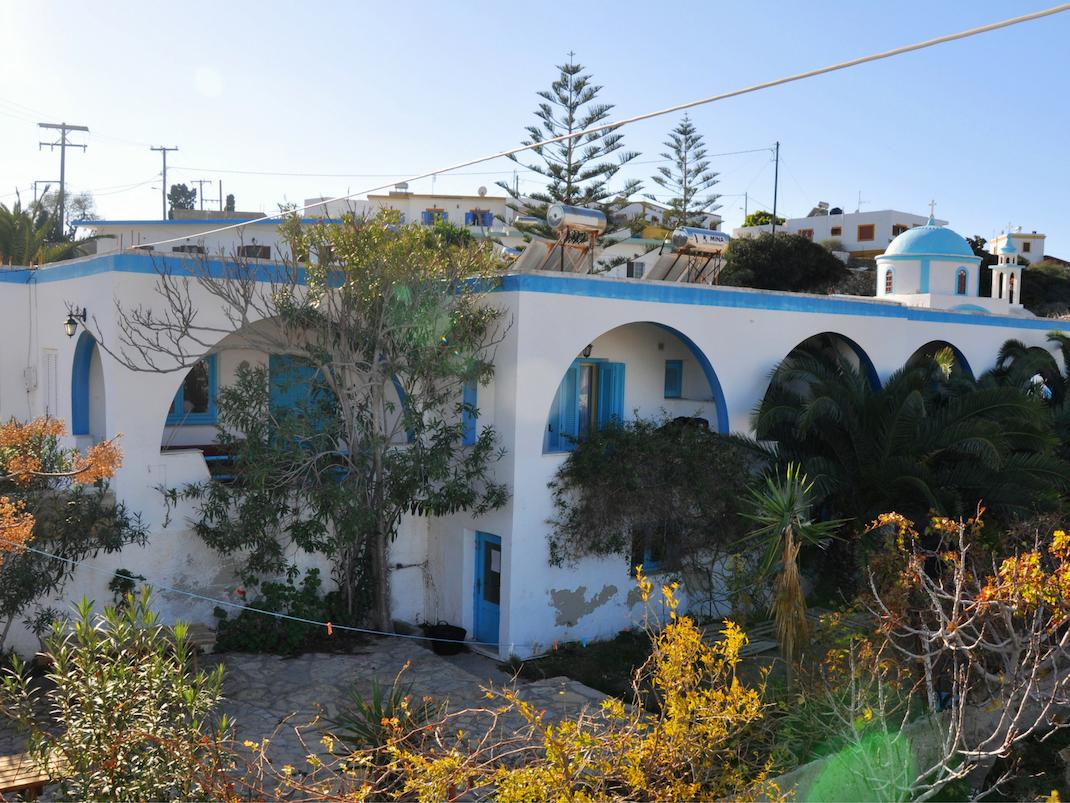 Intern Accommodation in Lipsi
