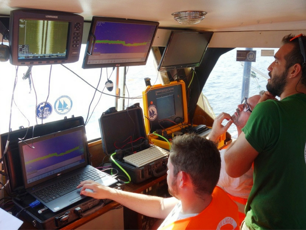 Marine Conservation and GIS Mapping internship in Greece