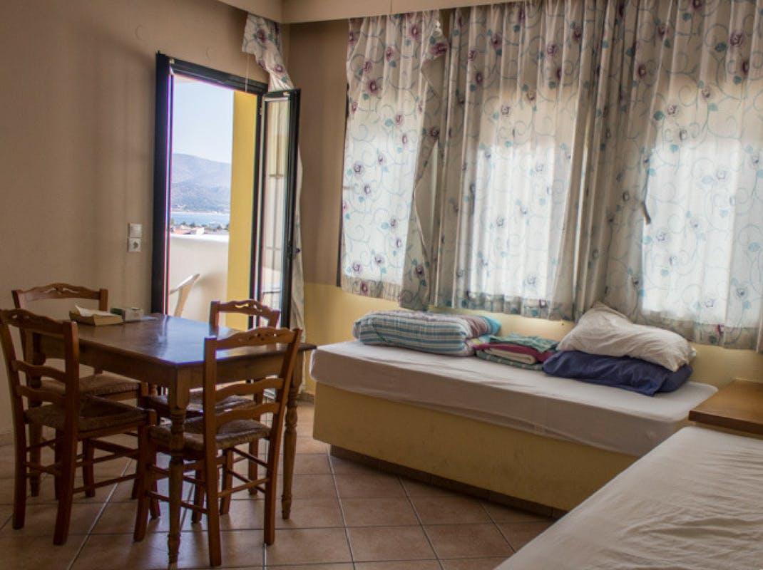 Intern Accommodation in Samos Island Greece