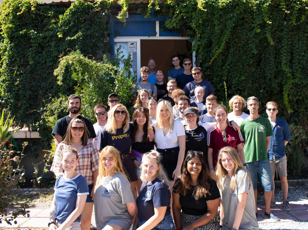 Interns in Greece, Intern Abroad HQ