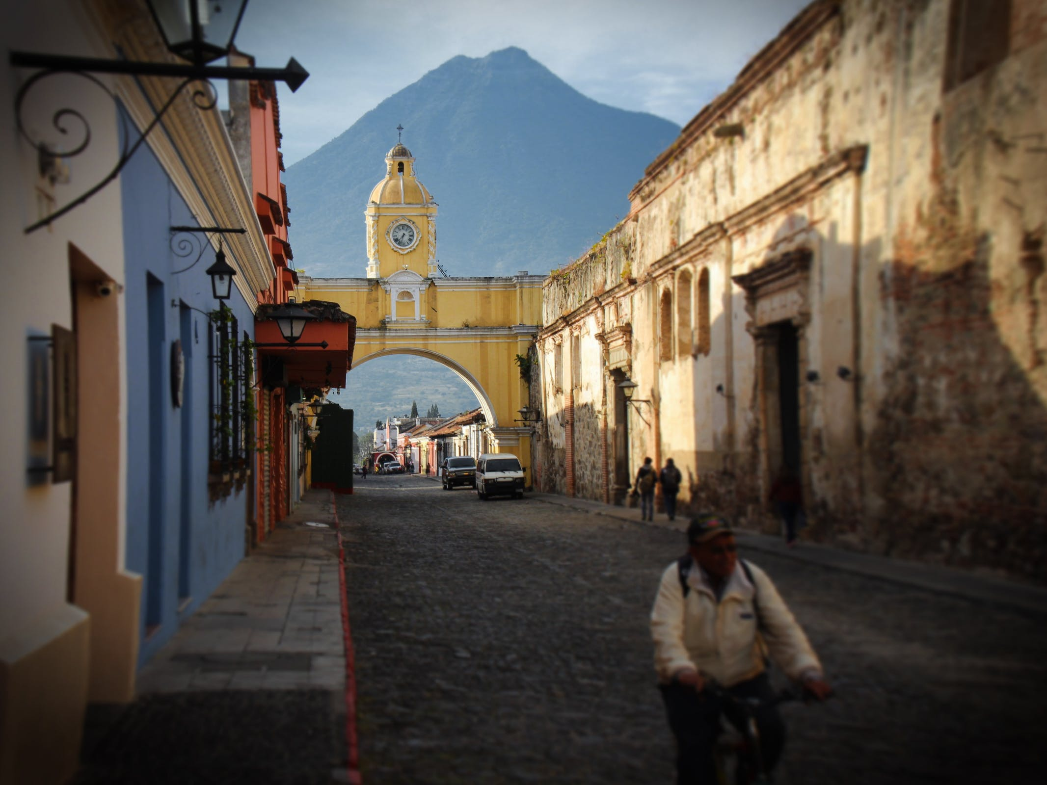 Intern Abroad in Guatemala with IAHQ