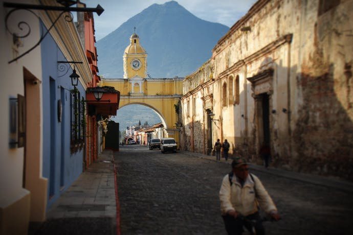 Intern Abroad in Guatemala with IAHQ