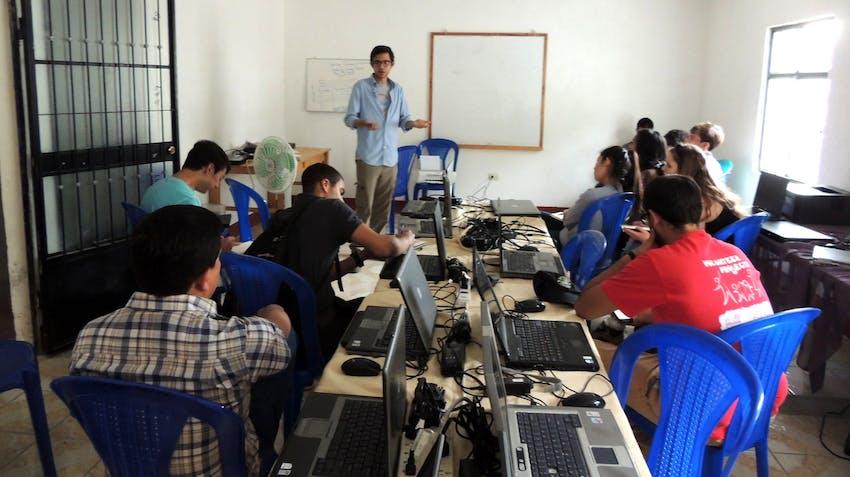 Microfinance internships in Guatemala