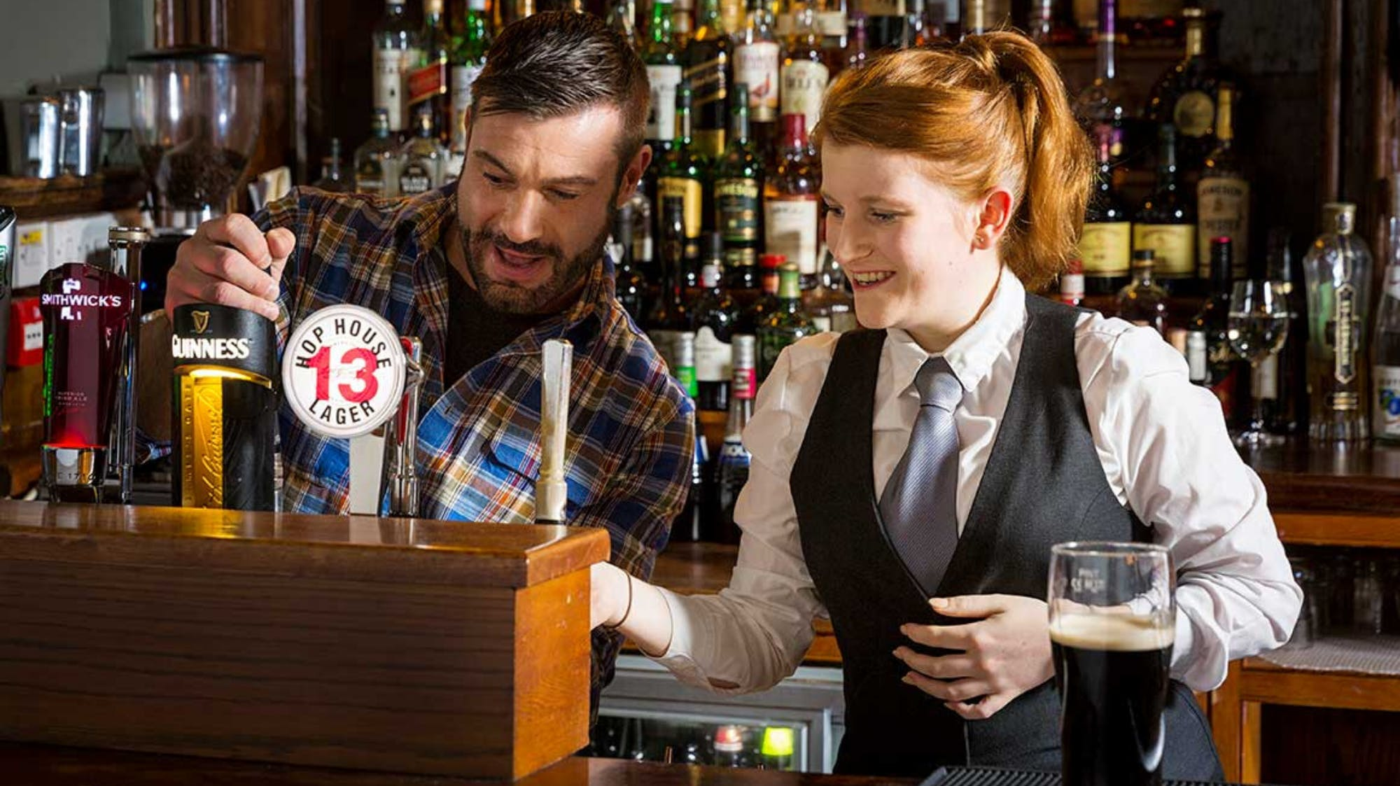 Irish Hospitality Internship in Dublin