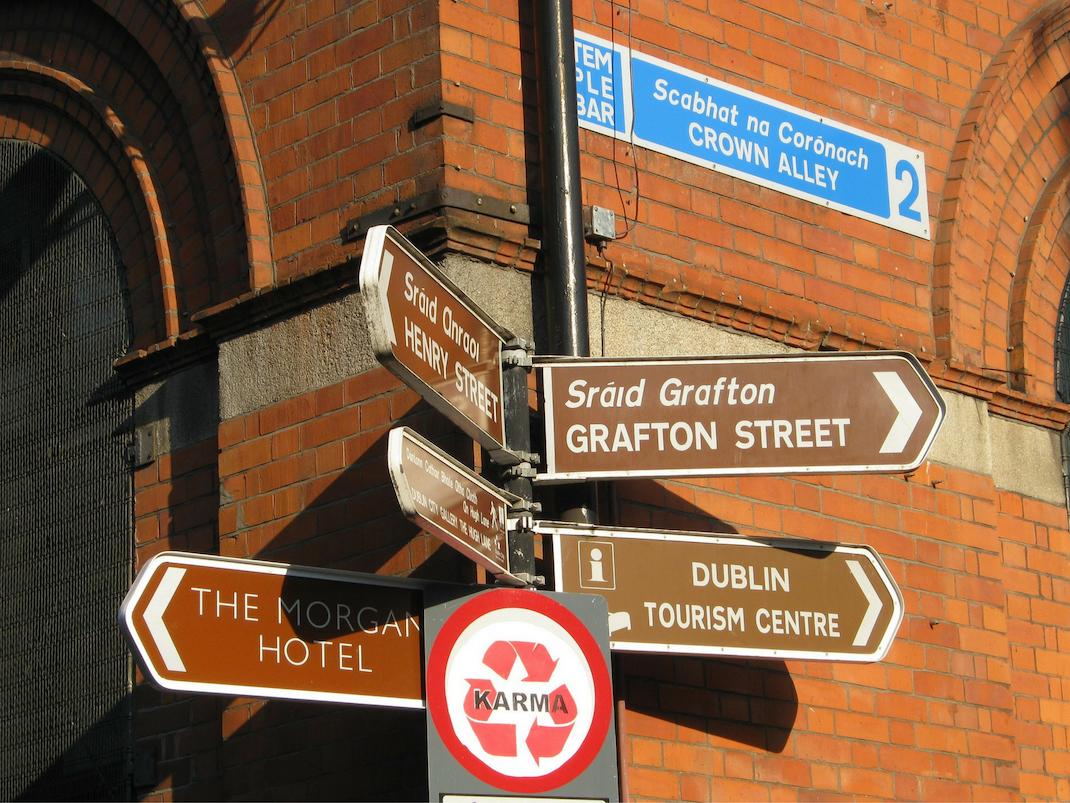 Discover Dublin Ireland