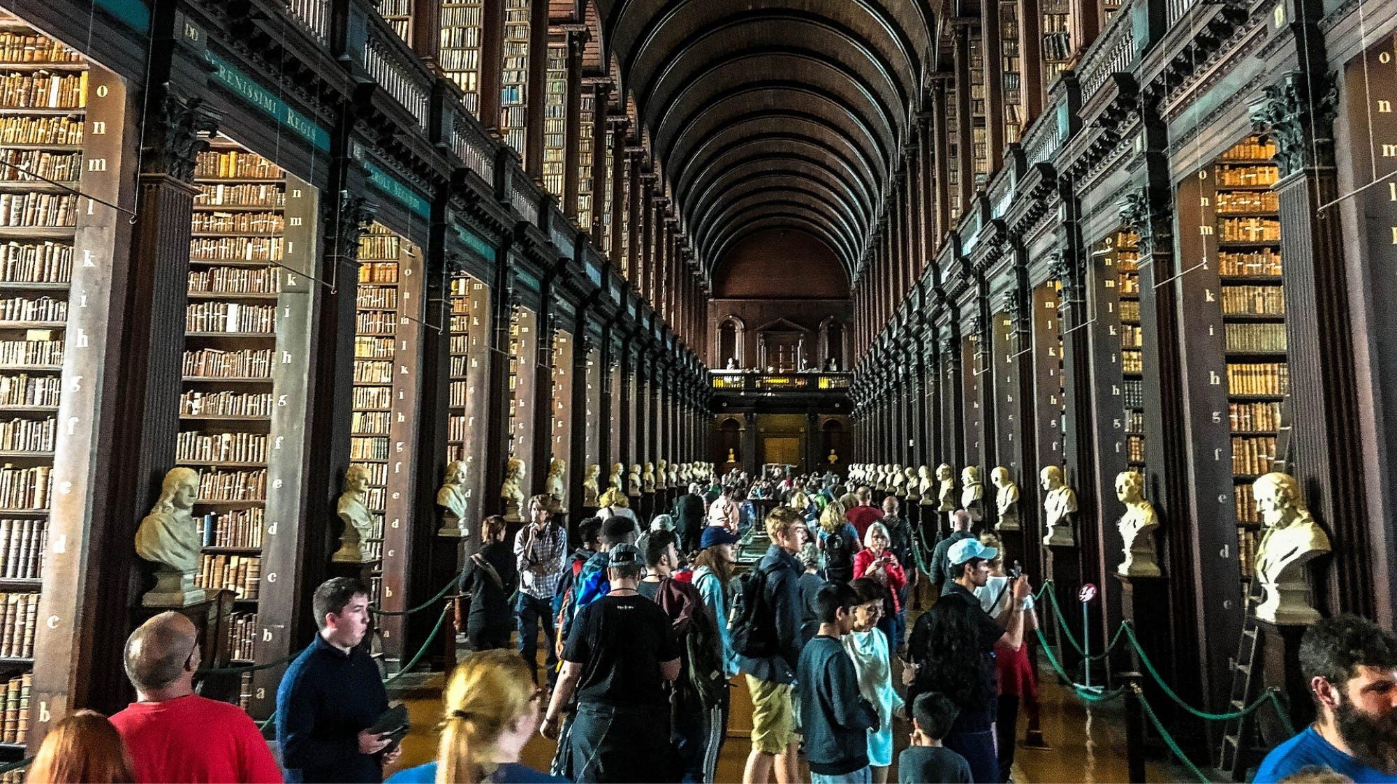 Tourism Operations internship in Dublin Ireland