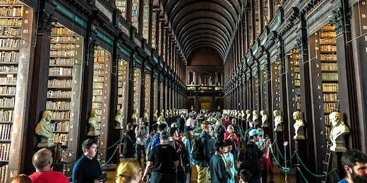 Tourism Operations internship in Dublin Ireland
