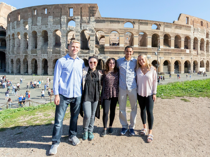 Intern Abroad in Italy