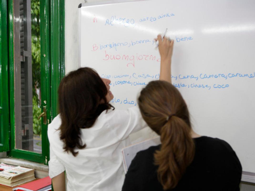 Learn Italian in Rome, Intern Abroad HQ