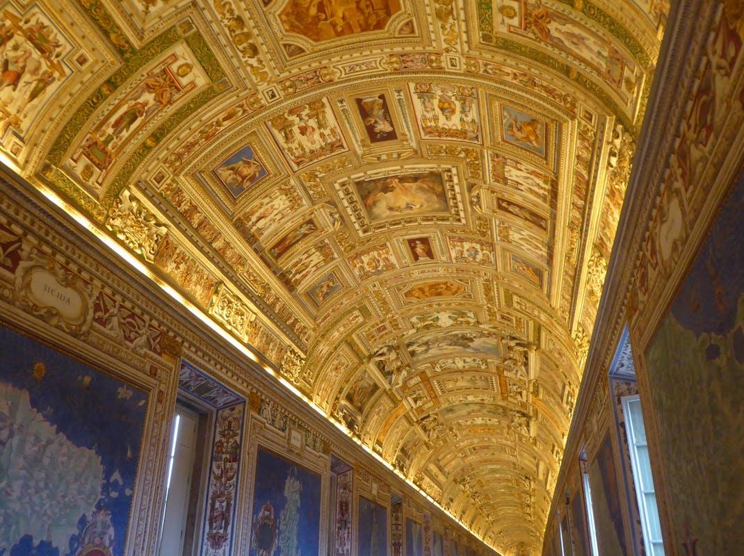 Inside Vatican City, Intern Abroad HQ