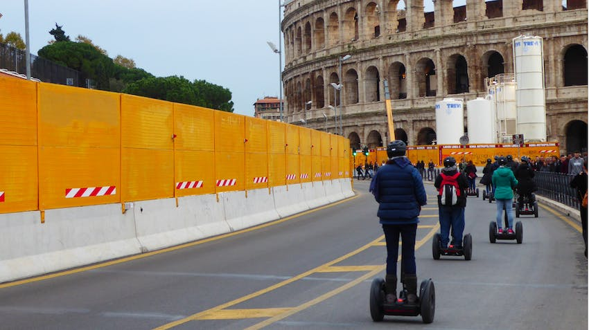 Sustainable Tourism Internships in Rome