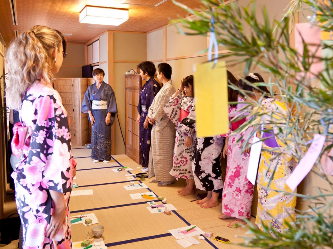 Japanese tea ceremony, Intern Abroad HQ