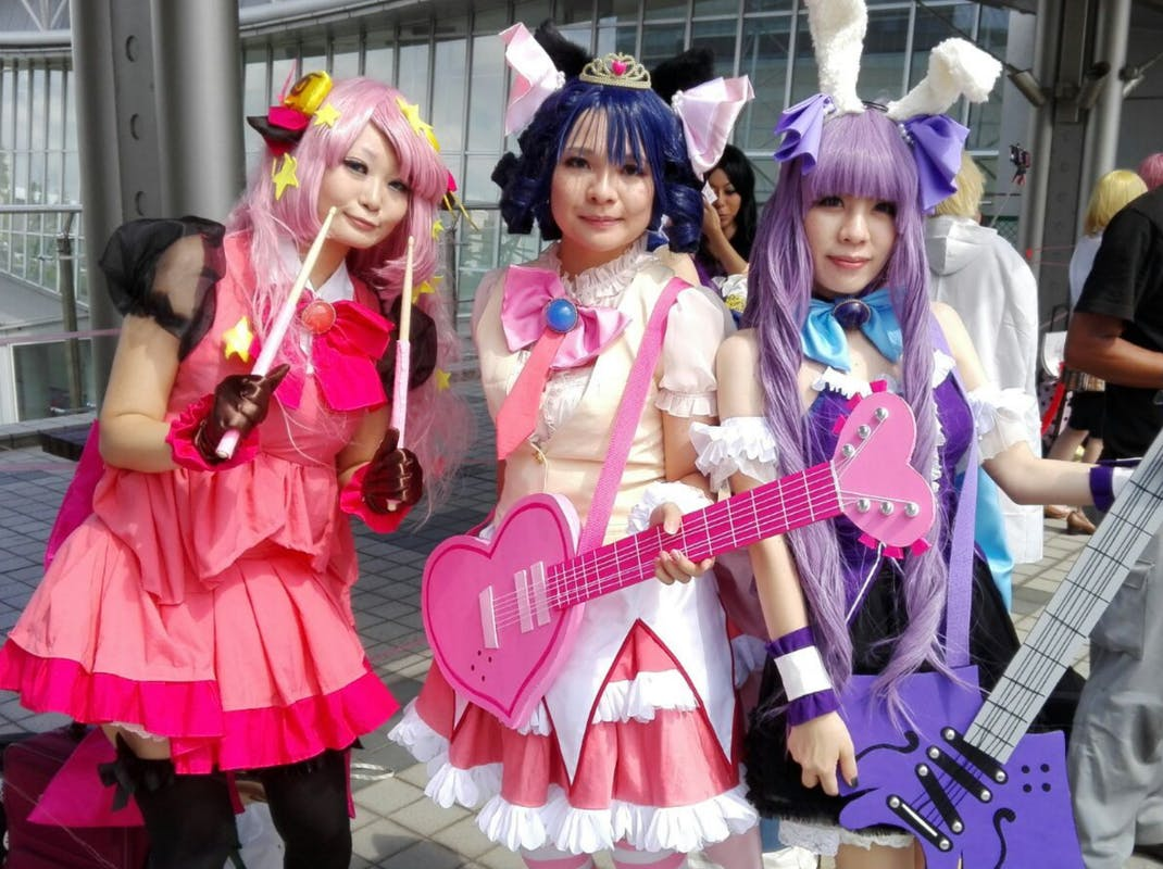 Cosplay in Japan, Intern Abroad HQ