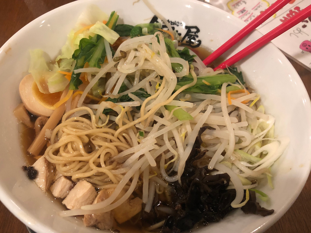 Raman noodles in Japan, Intern Abroad HQ