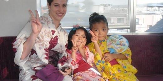 Education internship in Japan