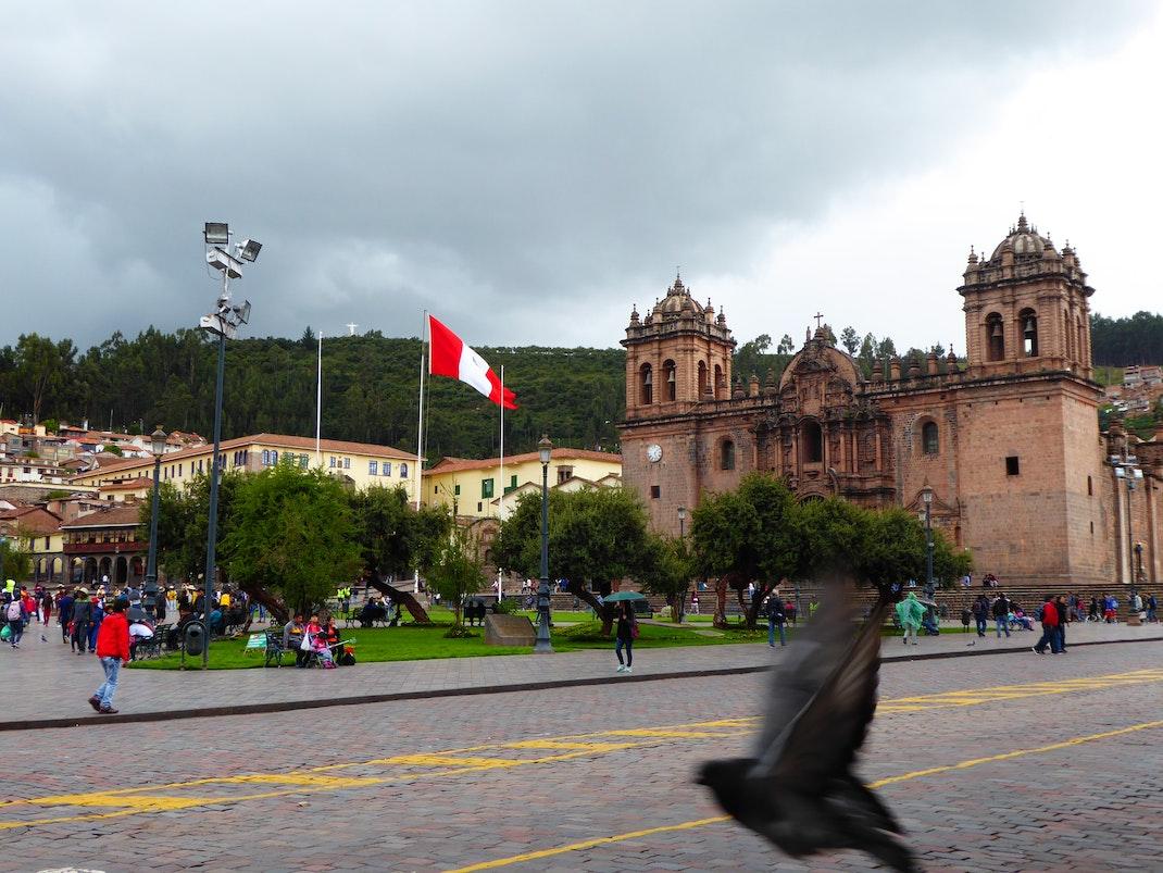 Cusco Cathedral, Plaza de Armas, Cusco