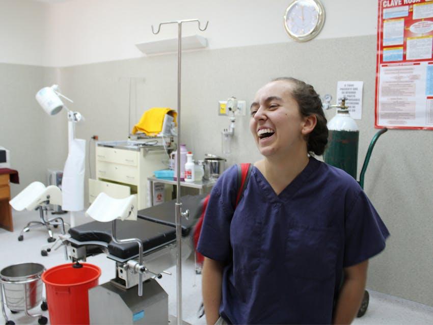 Midwifery internships in Cusco