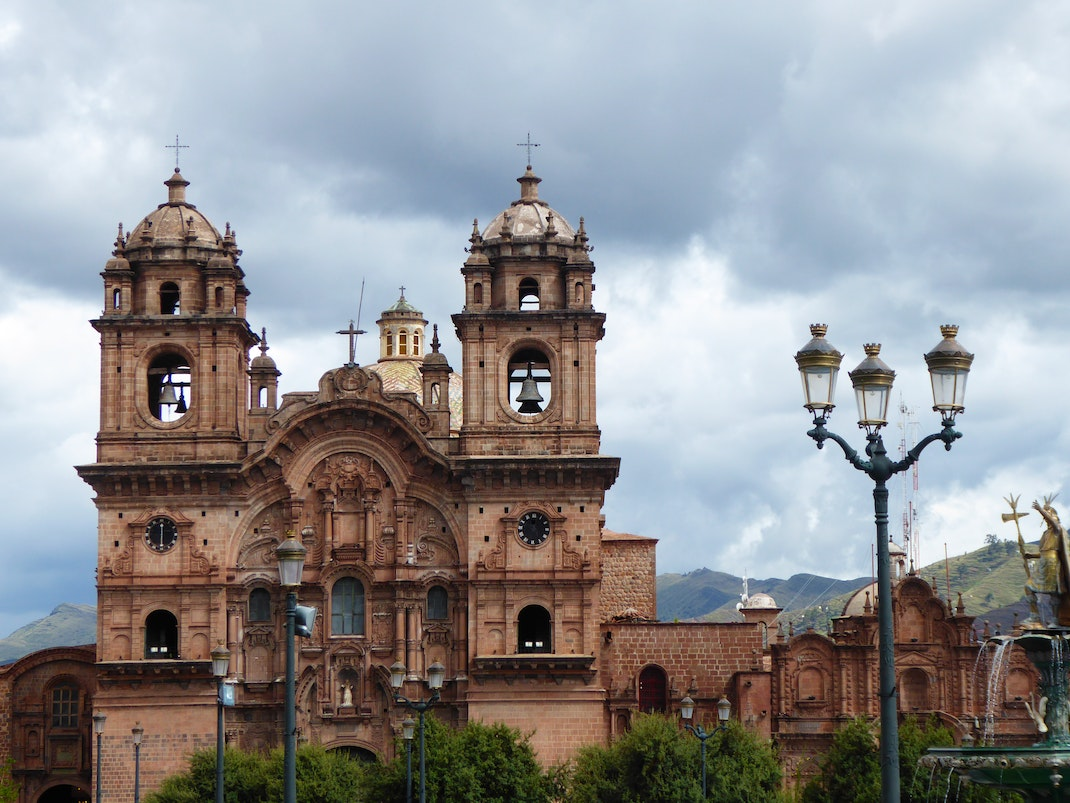 Church of the Society of Jesus, Cusco, Peru