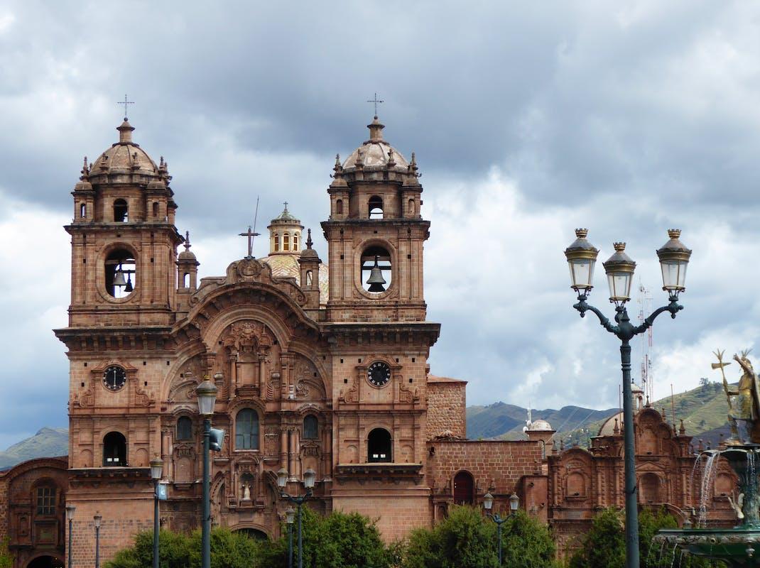 Church of the Society of Jesus, Cusco, Peru