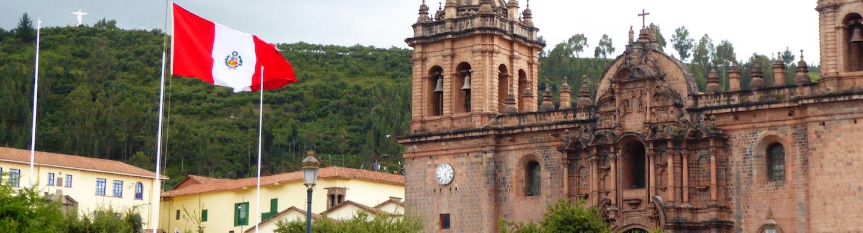 Intern Abroad in Cusco Peru with IAHQ