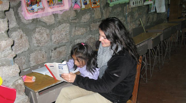 Youth Development & Education Internships in Cusco