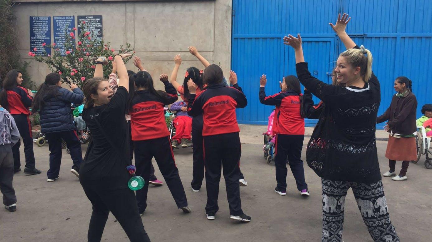 Special Education Internships in Cusco
