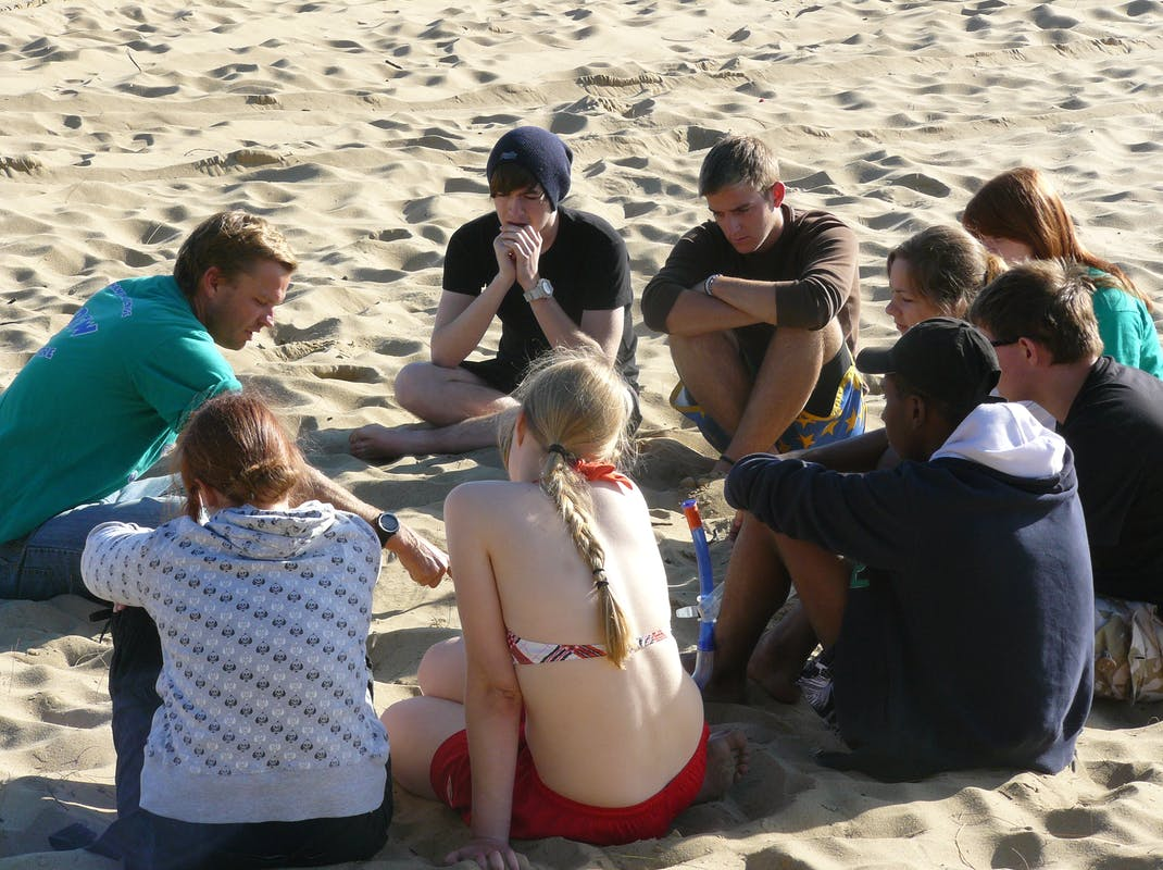 Marine Biology and Reef Conservation, dive training, South Africa, Intern Abroad HQ