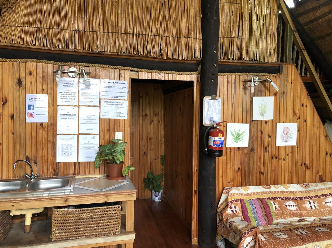 Marine Biology and Reef Conservation internship, accommodation, Intern Abroad HQ