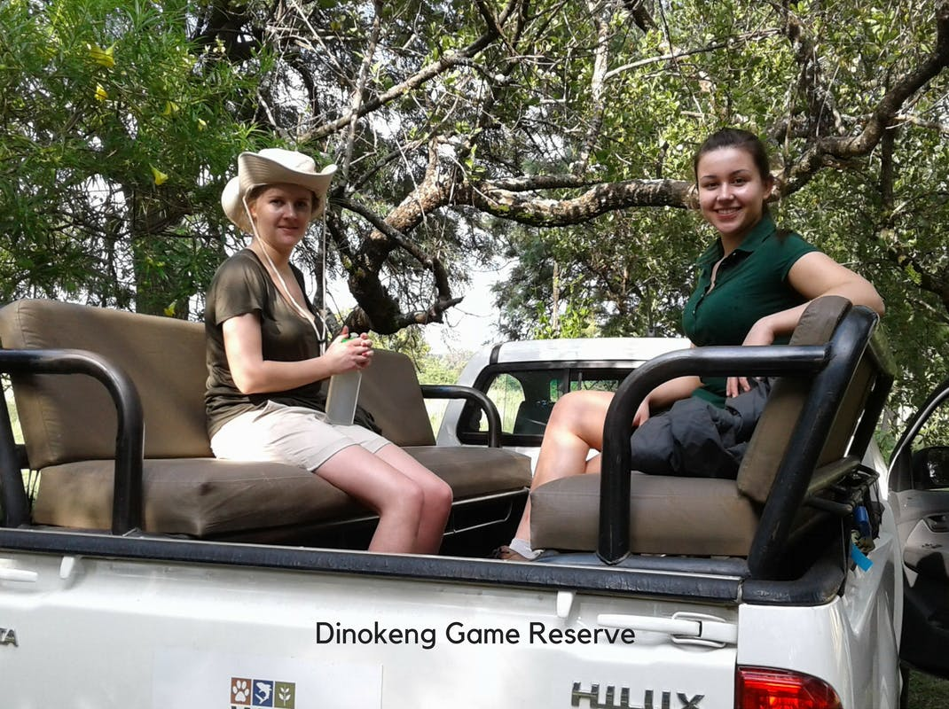 Internships in Dinokeng Game Reserve Wildlife Conservation interns