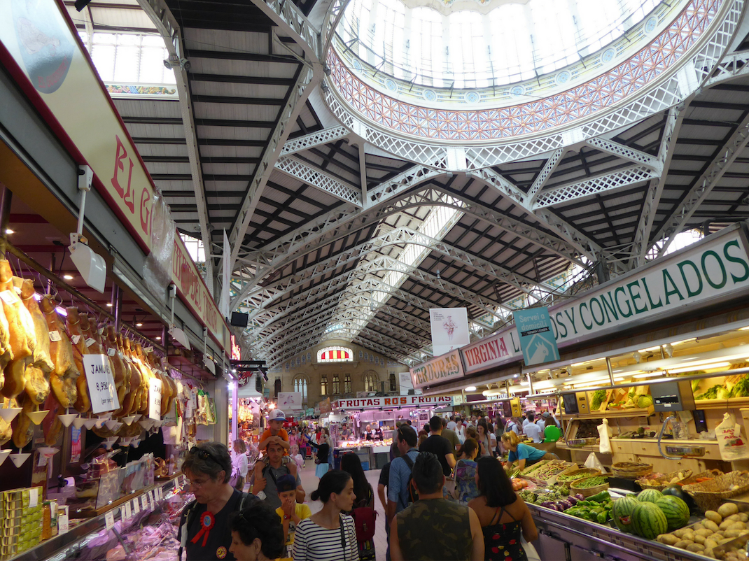Mercado Central, Valencia, Spain, Intern Abroad HQ