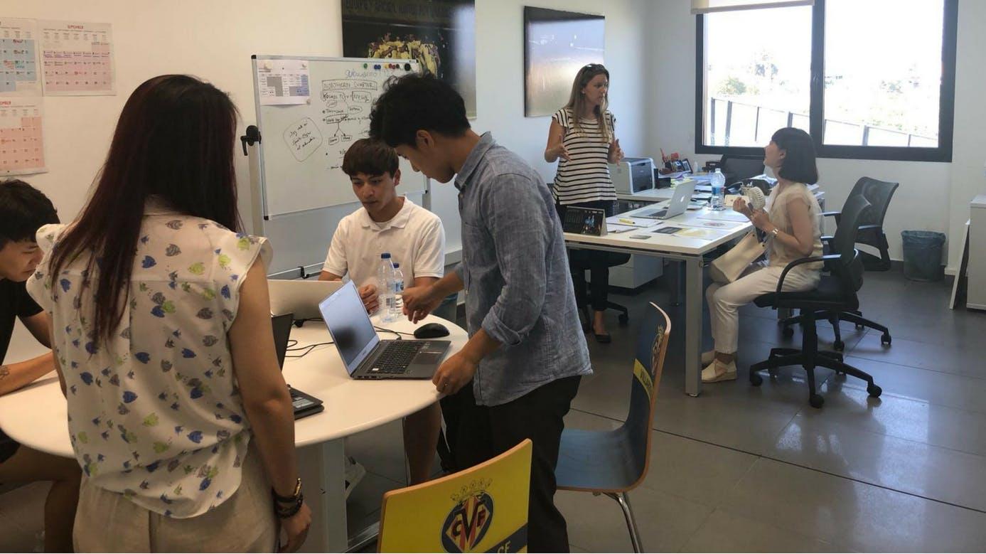 Finance Internships in Spain