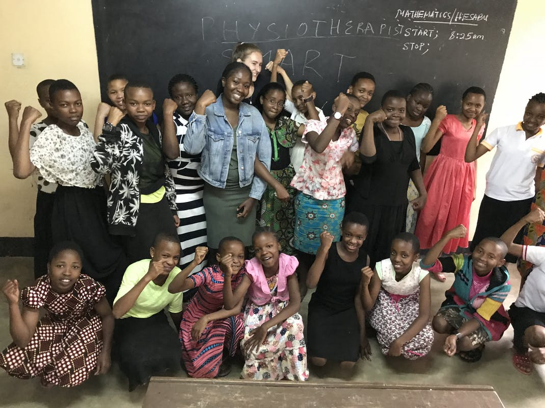 Youth Development and Education internships in Tanzania, Africa, with Intern Abroad HQ