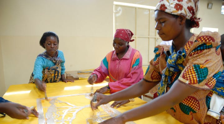Remote Internship in Girls Education Support out of Tanzania