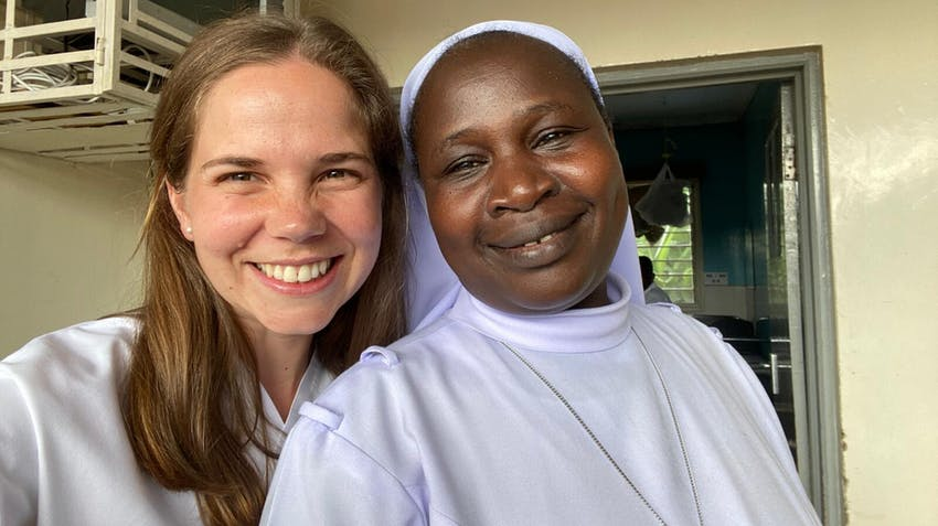 Midwifery internships in Arusha