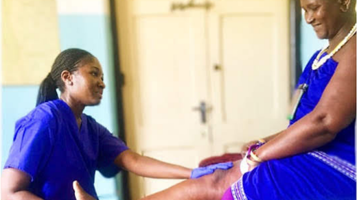 Physiotherapy internship abroad